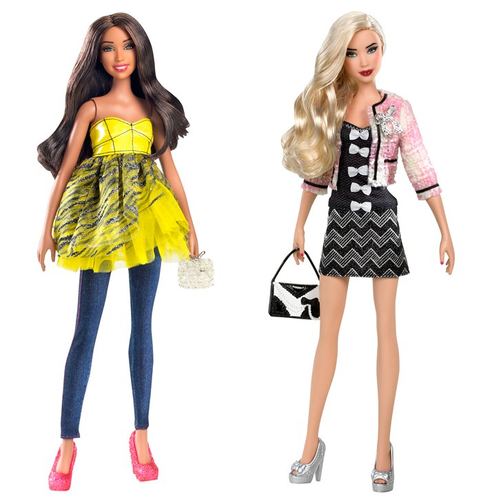 Barbie playline 2012 Stardoll