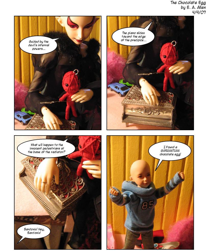 http://www.oddpla.net/blog/dolls/sardonix/chocolateegg/SardonixandtheChocolateEgg-001.JPG